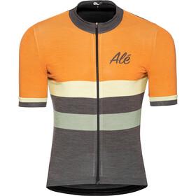 Alé Cycling Classic Vintage - Maillot manches courtes Homme - orange/noir